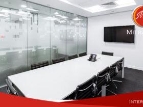 Jasa Desain Interior Ruang Meeting