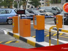 Jual Mesin Parkir Otomatis Jakarta