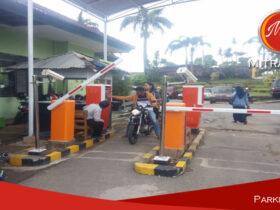 Jual Mesin parkir / Portal parkir Jakarta
