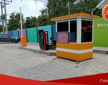 Distributor Mesin Parkir